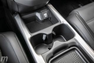 Fotos comparativa Toyota RAV4 vs Honda CR-V Hybrid - Miniatura 75