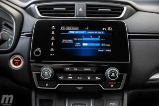 Fotos comparativa Toyota RAV4 vs Honda CR-V Hybrid - Miniatura 81