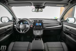 Fotos comparativa Toyota RAV4 vs Honda CR-V Hybrid - Miniatura 83