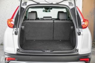 Fotos comparativa Toyota RAV4 vs Honda CR-V Hybrid - Miniatura 87