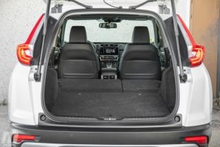 Fotos comparativa Toyota RAV4 vs Honda CR-V Hybrid - Miniatura 89