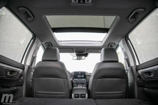 Fotos comparativa Toyota RAV4 vs Honda CR-V Hybrid - Miniatura 90