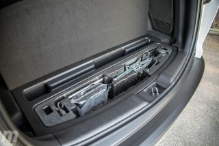 Fotos comparativa Toyota RAV4 vs Honda CR-V Hybrid - Miniatura 91