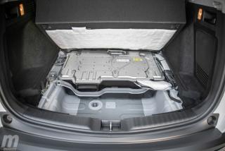 Fotos comparativa Toyota RAV4 vs Honda CR-V Hybrid - Miniatura 92