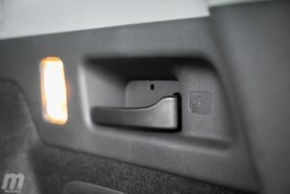 Fotos comparativa Toyota RAV4 vs Honda CR-V Hybrid - Miniatura 93