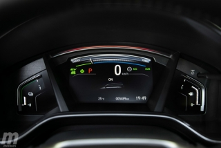 Fotos comparativa Toyota RAV4 vs Honda CR-V Hybrid - Miniatura 95