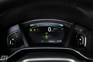 Fotos comparativa Toyota RAV4 vs Honda CR-V Hybrid - Miniatura 96