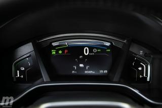 Fotos comparativa Toyota RAV4 vs Honda CR-V Hybrid - Miniatura 97