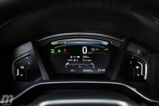 Fotos comparativa Toyota RAV4 vs Honda CR-V Hybrid - Miniatura 98
