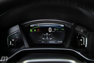 Fotos comparativa Toyota RAV4 vs Honda CR-V Hybrid - Miniatura 100