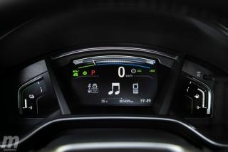 Fotos comparativa Toyota RAV4 vs Honda CR-V Hybrid - Miniatura 101