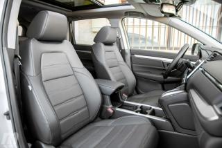 Fotos comparativa Toyota RAV4 vs Honda CR-V Hybrid - Miniatura 104