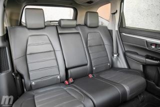 Fotos comparativa Toyota RAV4 vs Honda CR-V Hybrid - Miniatura 105