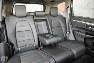 Fotos comparativa Toyota RAV4 vs Honda CR-V Hybrid - Miniatura 106