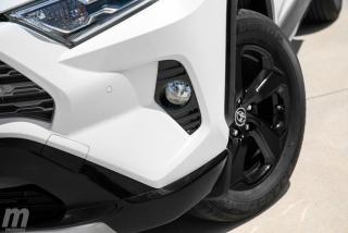 Fotos comparativa Toyota RAV4 vs Honda CR-V Hybrid - Miniatura 114