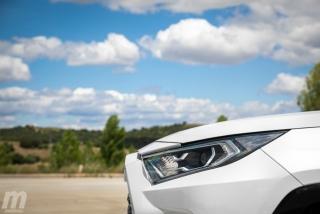 Fotos comparativa Toyota RAV4 vs Honda CR-V Hybrid - Miniatura 117