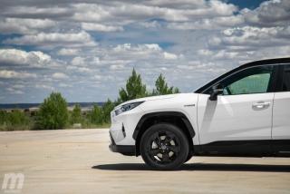 Fotos comparativa Toyota RAV4 vs Honda CR-V Hybrid - Miniatura 121