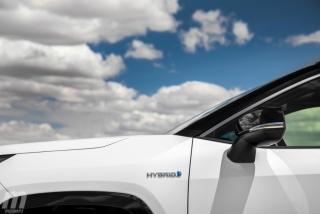 Fotos comparativa Toyota RAV4 vs Honda CR-V Hybrid - Miniatura 122