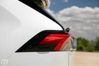 Fotos comparativa Toyota RAV4 vs Honda CR-V Hybrid - Miniatura 124
