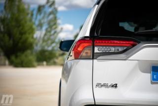 Fotos comparativa Toyota RAV4 vs Honda CR-V Hybrid - Miniatura 129