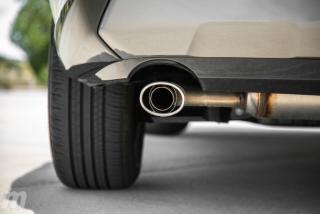 Fotos comparativa Toyota RAV4 vs Honda CR-V Hybrid - Miniatura 132