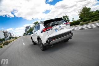 Fotos comparativa Toyota RAV4 vs Honda CR-V Hybrid - Miniatura 138