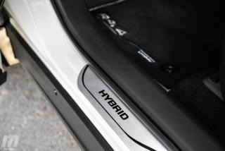 Fotos comparativa Toyota RAV4 vs Honda CR-V Hybrid - Miniatura 148
