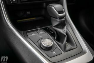 Fotos comparativa Toyota RAV4 vs Honda CR-V Hybrid - Miniatura 150