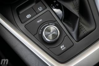Fotos comparativa Toyota RAV4 vs Honda CR-V Hybrid - Miniatura 151