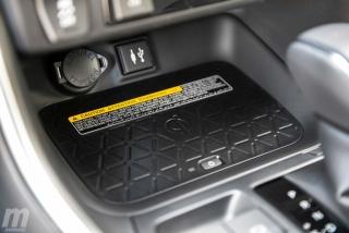 Fotos comparativa Toyota RAV4 vs Honda CR-V Hybrid - Miniatura 154