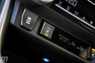Fotos comparativa Toyota RAV4 vs Honda CR-V Hybrid - Miniatura 157