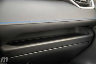 Fotos comparativa Toyota RAV4 vs Honda CR-V Hybrid - Miniatura 158