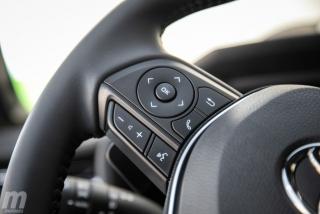 Fotos comparativa Toyota RAV4 vs Honda CR-V Hybrid - Miniatura 161