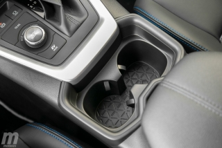 Fotos comparativa Toyota RAV4 vs Honda CR-V Hybrid - Miniatura 162