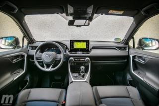 Fotos comparativa Toyota RAV4 vs Honda CR-V Hybrid - Miniatura 163