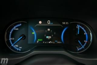 Fotos comparativa Toyota RAV4 vs Honda CR-V Hybrid - Miniatura 169