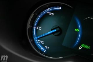 Fotos comparativa Toyota RAV4 vs Honda CR-V Hybrid - Miniatura 172