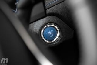 Fotos comparativa Toyota RAV4 vs Honda CR-V Hybrid - Miniatura 173