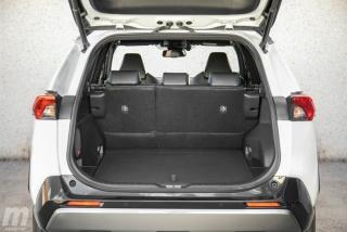 Fotos comparativa Toyota RAV4 vs Honda CR-V Hybrid - Miniatura 176