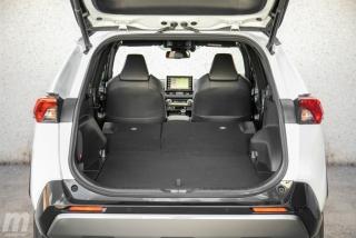 Fotos comparativa Toyota RAV4 vs Honda CR-V Hybrid - Miniatura 178