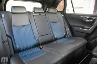 Fotos comparativa Toyota RAV4 vs Honda CR-V Hybrid - Miniatura 182