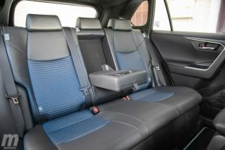 Fotos comparativa Toyota RAV4 vs Honda CR-V Hybrid - Miniatura 183