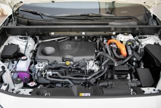 Fotos comparativa Toyota RAV4 vs Honda CR-V Hybrid - Miniatura 184