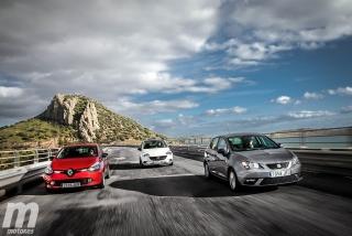 Fotos Comparativa de utilitarios: Opel Corsa, Renault Clio, Seat Ibiza - Miniatura 6
