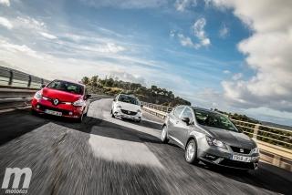 Fotos Comparativa de utilitarios: Opel Corsa, Renault Clio, Seat Ibiza - Miniatura 8