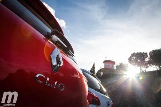 Fotos Comparativa de utilitarios: Opel Corsa, Renault Clio, Seat Ibiza - Miniatura 7