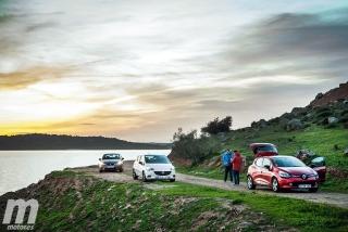 Fotos Comparativa de utilitarios: Opel Corsa, Renault Clio, Seat Ibiza - Miniatura 9