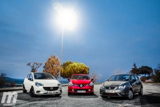 Fotos Comparativa de utilitarios: Opel Corsa, Renault Clio, Seat Ibiza - Miniatura 10