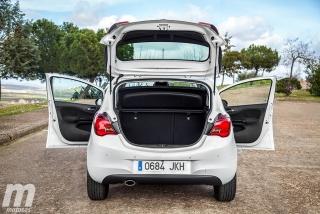 Fotos Comparativa de utilitarios: Opel Corsa, Renault Clio, Seat Ibiza - Miniatura 37