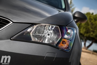 Fotos Comparativa de utilitarios: Opel Corsa, Renault Clio, Seat Ibiza - Miniatura 45